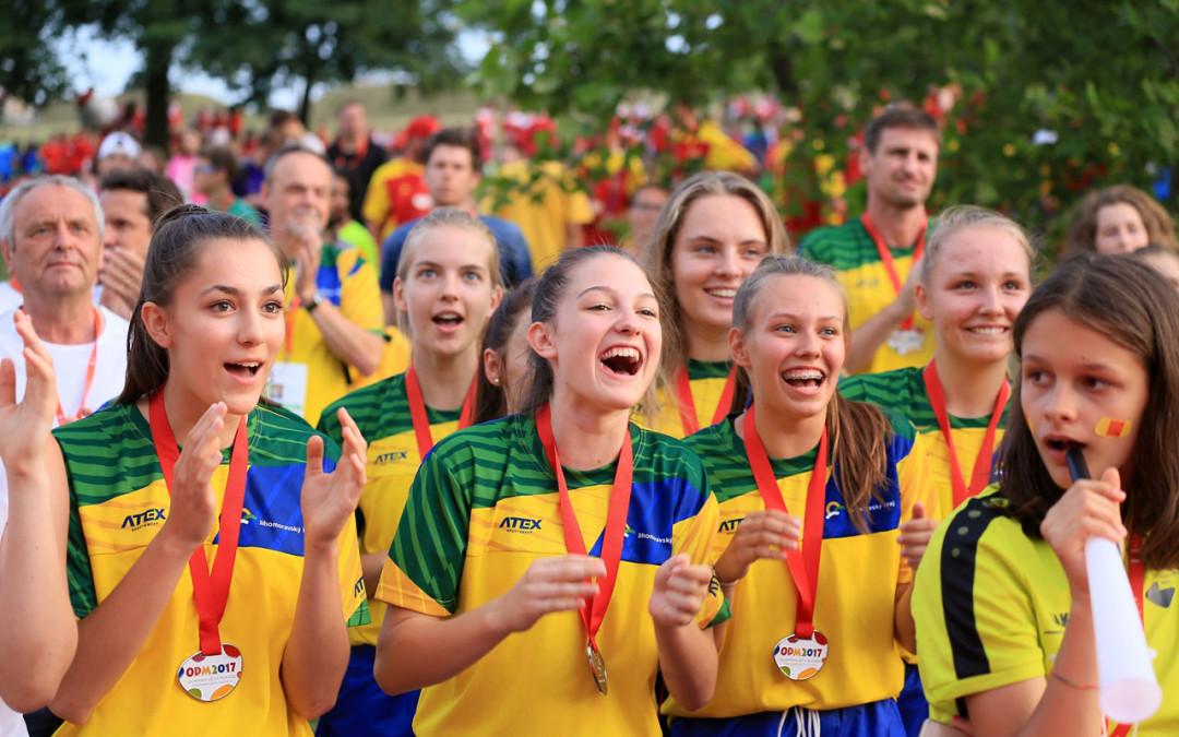 Reference – Olympiáda dětí a mládeže 2017